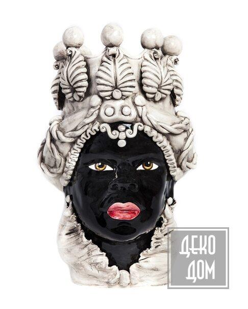 ABHIKA   Ваза Moro Lady Big (арт.200654-10) фото   ✆ +38(067)3-999-700   Цена в Украине   Оригинальный декор для дома  