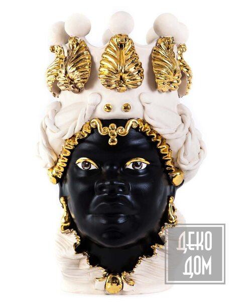 ABHIKA | Ваза Moro Lady Lux (арт.200842-01) фото | ✆ +38(067)3-999-700 | Цена в Украине | Оригинальный декор для дома |