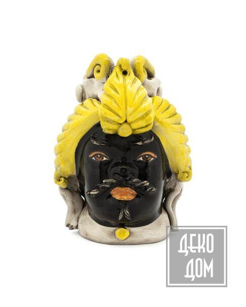 ABHIKA | Ваза Moro Man Small (арт.200942-20) фото | ✆ +38(067)3-999-700 | Цена в Украине | Оригинальный декор для дома |