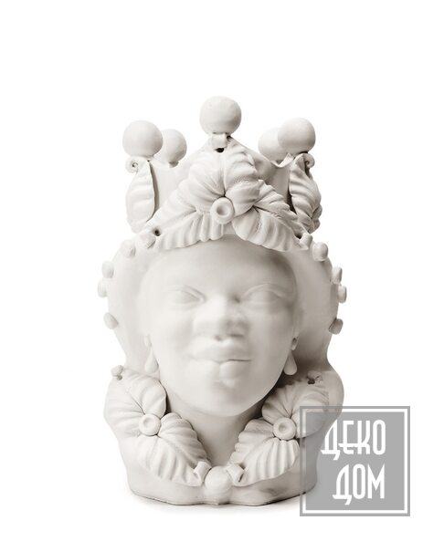ABHIKA | Ваза Moro Lady Eve (арт.200943-WT) фото | ✆ +38(067)3-999-700 | Цена в Украине | Оригинальный декор для дома |