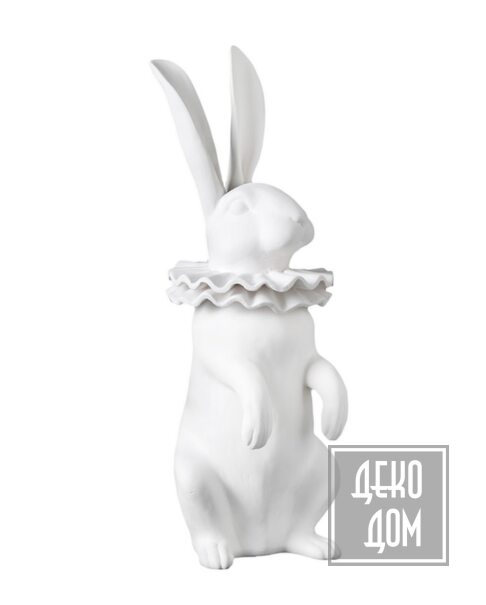 ABHIKA   Статуэтка Rabbit Collar (арт.600314-10) фото   ✆ +38(067)3-999-700   Цена в Украине   Оригинальный декор для дома  