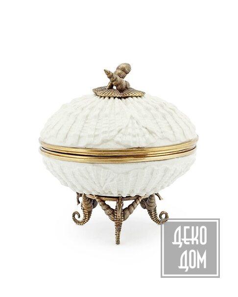ABHIKA   Шкатулка Atlantis Small (арт.600445-10) фото   ✆ +38(067)3-999-700   Цена в Украине   Оригинальный декор для дома  