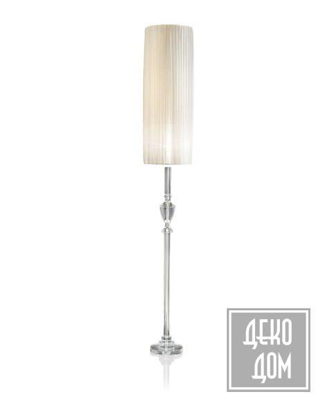 ABHIKA | Торшер Crystal Plisse (art.500069-10) фото | ✆ +38(067)3-999-700 | Цена в Украине | Оригинальный декор для дома |