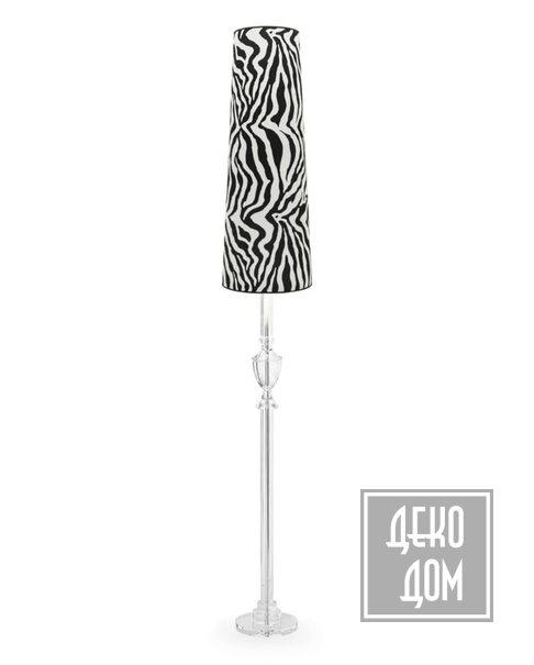 ABHIKA | Торшер Crystal Deco (арт.500071-ZB) фото | ✆ +38(067)3-999-700 | Цена в Украине | Оригинальный декор для дома |