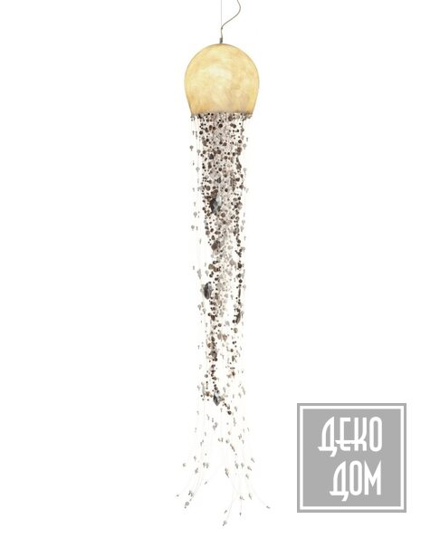 ABHIKA | Люстра Jellyfish Small (арт.30290) фото | ✆ +38(067)3-999-700 | Цена в Украине | Оригинальный декор для дома |