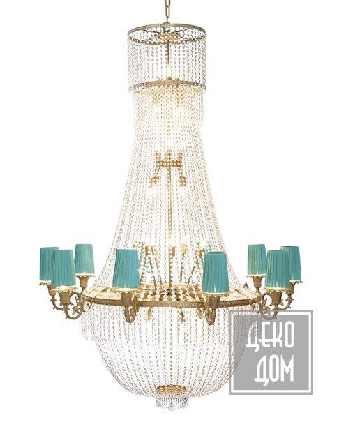 ABHIKA | Люстра BRONZE CHANDELIER H220cm (art.500283-45) фото | ✆ +38(067)3-999-700 | Цена в Украине | Оригинальный декор для дома |