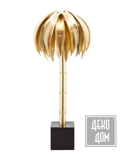 ABHIKA   Настольная лампа Palmery (арт.500251-01) фото   ✆ +38(067)3-999-700   Цена в Украине   Оригинальный декор для дома  