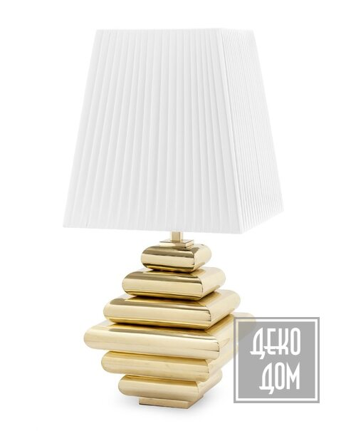 ABHIKA | Настольная лампа Dob Stair (арт.500265-WG) фото | ✆ +38(067)3-999-700 | Цена в Украине | Оригинальный декор для дома |