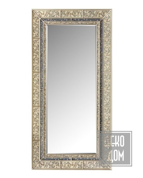 ABHIKA | Настенное зеркало Venice 200x100cm (арт.600176-BG) фото | ✆ +38(067)3-999-700 | Цена в Украине | Оригинальный декор для дома |