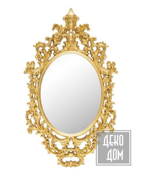 ABHIKA | Настенное зеркало Cameo 144x85cm (арт.600864-G) фото | ✆ +38(067)3-999-700 | Цена в Украине | Оригинальный декор для дома |