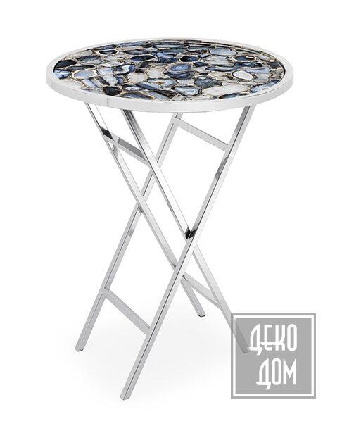 ABHIKA | Столик-консьерж Agate (арт.450195-90) фото | ✆ +38(067)3-999-700 | Цена в Украине | Оригинальный декор для дома |