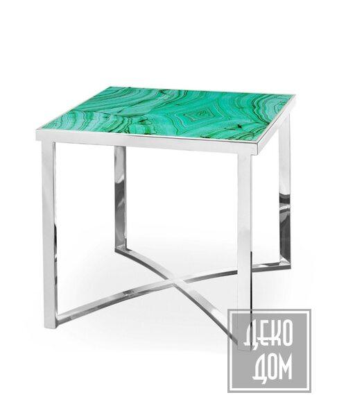 ABHIKA | Столик Chromo X (арт.710099-T) фото | ✆ +38(067)3-999-700 | Цена в Украине | Оригинальный декор для дома |