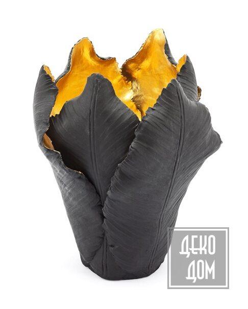 ABHIKA | Подсвечник Tulip H27 (арт.300054-93) фото | ✆ +38(067)3-999-700 | Цена в Украине | Оригинальный декор для дома |
