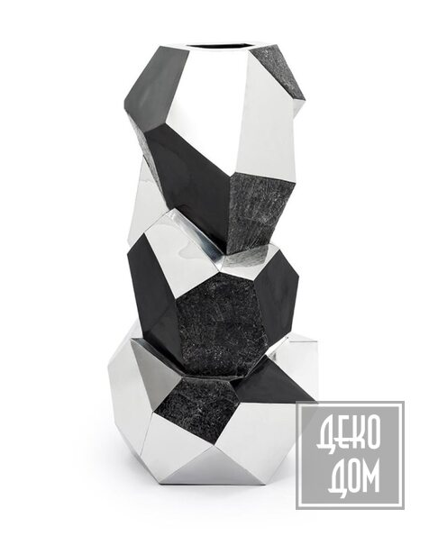 ABHIKA | Скульптура Shell Resinmetal H90 (арт.200189-02) фото | ✆ +38(067)3-999-700 | Цена в Украине | Оригинальный декор для дома |