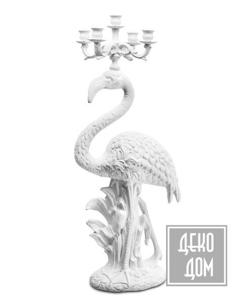ABHIKA | Подсвечник Flamingo (арт.300204-10) фото | ✆ +38(067)3-999-700 | Цена в Украине | Оригинальный декор для дома |