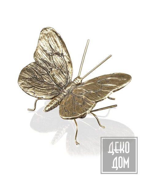 ABHIKA | Статуэтка Butterfly (арт.600360-01) фото | ✆ +38(067)3-999-700 | Цена в Украине | Оригинальный декор для дома |