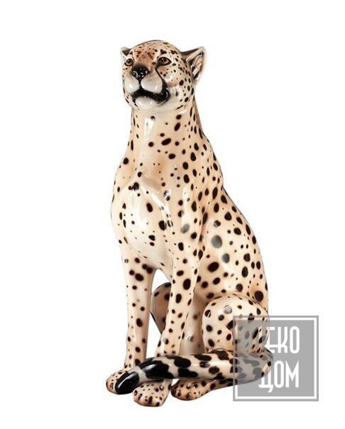 ABHIKA | Скульптура Cheetah (арт.600431-MI) фото | ✆ +38(067)3-999-700 | Цена в Украине | Оригинальный декор для дома |