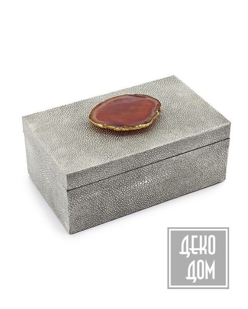 ABHIKA   Шкатулка Krizia Agata (арт.600566-46) фото   ✆ +38(067)3-999-700   Цена в Украине   Оригинальный декор для дома  