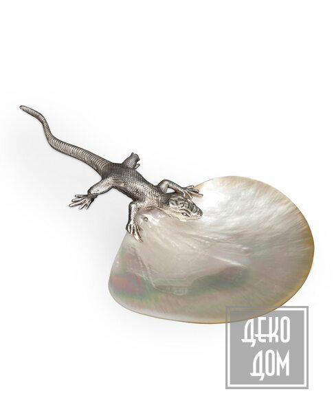 ABHIKA | Блюдо Lizard (art.600247-00) фото | ✆ +38(067)3-999-700 | Цена в Украине | Оригинальный декор для дома |