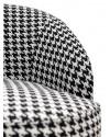 Вращающееся кресло Round (арт.706057-BW)