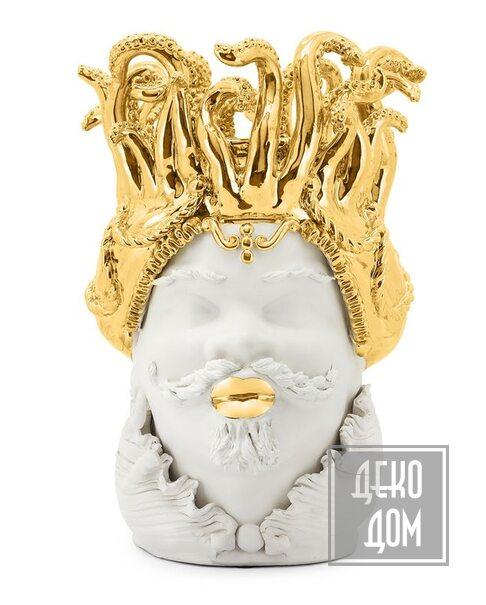 ABHIKA | Ваза Moro Man Tentacles (арт.200997-01) фото | ✆ +38(067)3-999-700 | Цена в Украине | Оригинальный декор для дома |