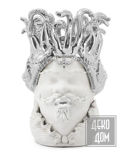 ABHIKA | Ваза Moro Man Tentacles (арт.200997-03) фото | ✆ +38(067)3-999-700 | Цена в Украине | Оригинальный декор для дома |