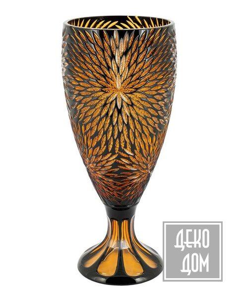 ABHIKA | Ваза Crystal Blaze H50cm (арт.201122-D5) фото | ✆ +38(067)3-999-700 | Цена в Украине | Оригинальный декор для дома |