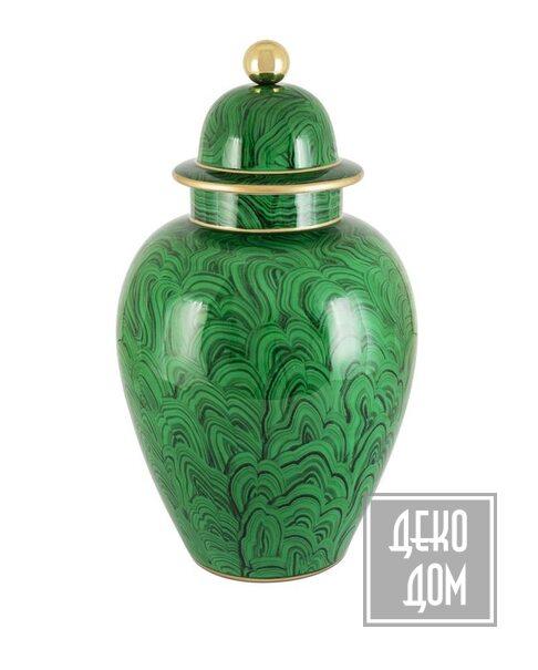 ABHIKA | Китайская ваза Malakrizia H41cm (арт.201135-MK) фото | ✆ +38(067)3-999-700 | Цена в Украине | Оригинальный декор для дома |
