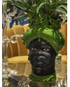 ABHIKA | Ваза Moro Man Medium Mat (арт.201142-70) фото | ✆ +38(067)3-999-700 | Цена в Украине | Оригинальный декор для дома |