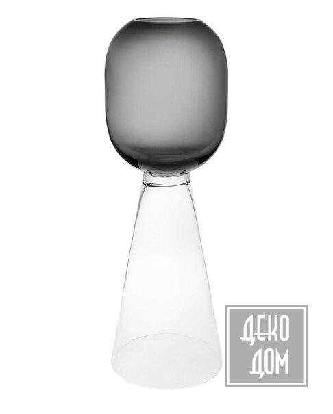 ABHIKA | Ваза Flock H80cm (арт.201156-CG) фото | ✆ +38(067)3-999-700 | Цена в Украине | Оригинальный декор для дома |