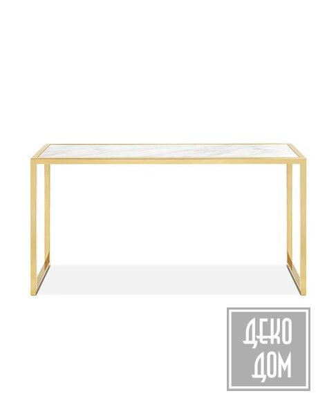 ABHIKA | Консольный столик Crowne Straight (арт.450287-18) фото | ✆ +38(067)3-999-700 | Цена в Украине | Оригинальный декор для дома |