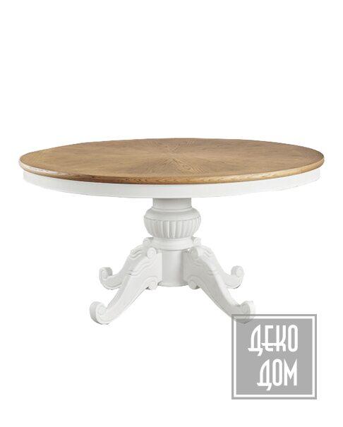 Dialma Brown | Обеденный стол DB004857 (Ø150cm) фото | ✆ +38(067)3-999-700 | Цена в Украине | Оригинальный декор для дома |