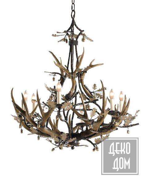 Dialma Brown | Люстра DB001099 (Ø90cm) фото | ✆ +38(067)3-999-700 | Цена в Украине | Оригинальный декор для дома |