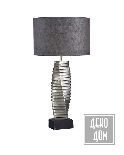 Dialma Brown   Настольная лампа DB005607 (Ø41cm) фото   ✆ +38(067)3-999-700   Цена в Украине   Оригинальный декор для дома  