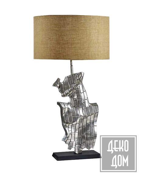 Dialma Brown   Настольная лампа DB005613 (Ø44cm) фото   ✆ +38(067)3-999-700   Цена в Украине   Оригинальный декор для дома  