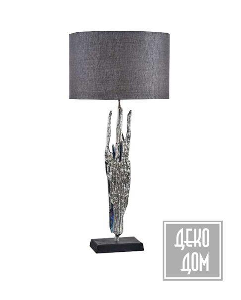 Dialma Brown   Настольная лампа DB005617 (Ø41cm) фото   ✆ +38(067)3-999-700   Цена в Украине   Оригинальный декор для дома  