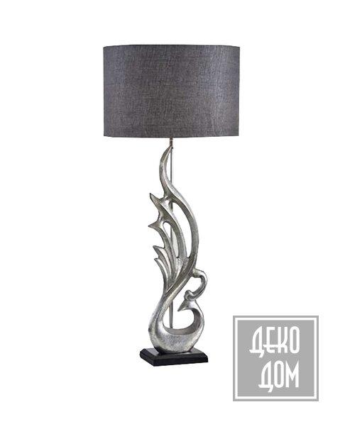 Dialma Brown   Настольная лампа DB005622 (Ø41cm) фото   ✆ +38(067)3-999-700   Цена в Украине   Оригинальный декор для дома  