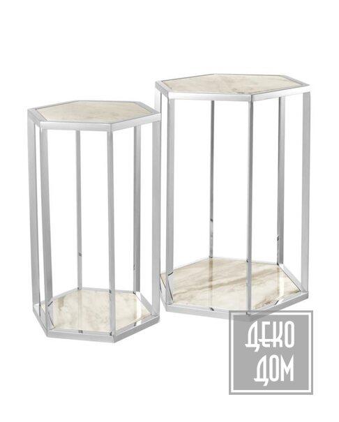 Eichholtz | Столик Taro set of 2 (арт.111328) фото | ✆ +38(067)3-999-700 | Цена в Украине | Оригинальный декор для дома |