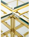 Кофейный столик Tortona set of 4 (арт.111415)