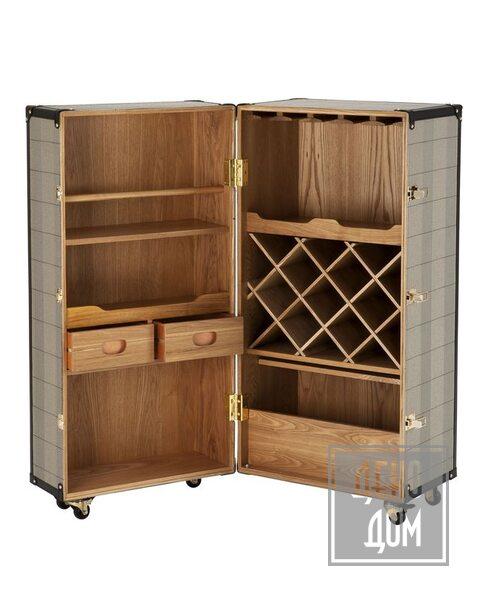 Eichholtz | Винный шкаф Martini Bianco (арт.108869) фото | ✆ +38(067)3-999-700 | Цена в Украине | Оригинальный декор для дома |