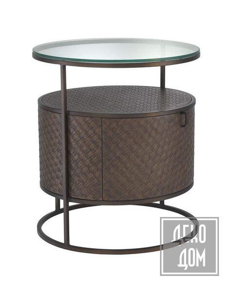 Eichholtz | Прикроватный столик Napa Valley Ø50cm (арт.113397) фото | ✆ +38(067)3-999-700 | Цена в Украине | Оригинальный декор для дома |