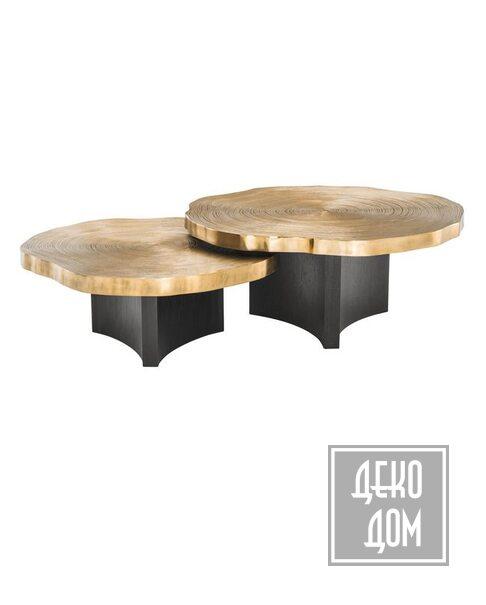 Eichholtz | Кофейный столик Thousand Oaks set of 2 (арт.113295) фото | ✆ +38(067)3-999-700 | Цена в Украине | Оригинальный декор для дома |