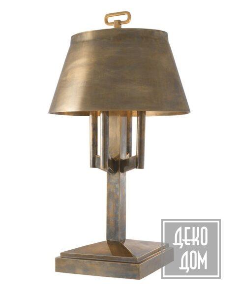 Eichholtz | Настольная лампа Ultra (арт.112351) фото | ✆ +38(067)3-999-700 | Цена в Украине | Оригинальный декор для дома |