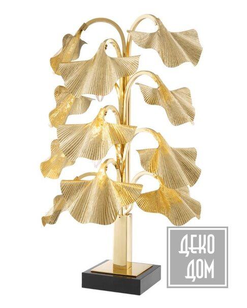 Eichholtz | Настольная лампа Donati (арт.112790) фото | ✆ +38(067)3-999-700 | Цена в Украине | Оригинальный декор для дома |
