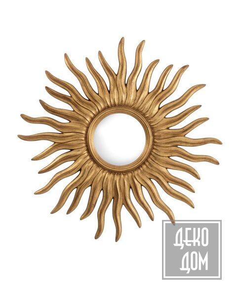 Eichholtz | Настенное зеркало Medina Ø112 (арт.112839) фото | ✆ +38(067)3-999-700 | Цена в Украине | Оригинальный декор для дома |