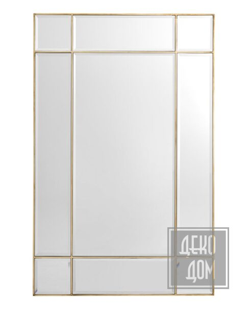 Eichholtz | Настенное зеркало Beaumont 140x90cm (арт.112920) фото | ✆ +38(067)3-999-700 | Цена в Украине | Оригинальный декор для дома |