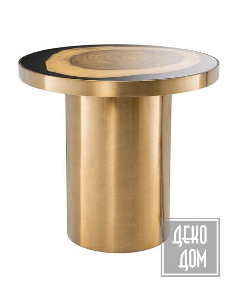 Eichholtz | Столик Concord Ø55cm (арт.113410) фото | ✆ +38(067)3-999-700 | Цена в Украине | Оригинальный декор для дома |