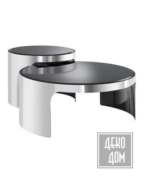 Eichholtz | Кофейный столик Piemonte set of 2 (арт.113628) фото | ✆ +38(067)3-999-700 | Цена в Украине | Оригинальный декор для дома |