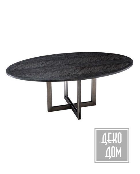 Eichholtz   Обеденный стол Melchior 200x120cm (арт.113270) фото   ✆ +38(067)3-999-700   Цена в Украине   Оригинальный декор для дома  