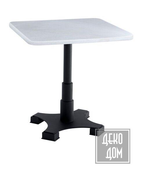 Eichholtz | Обеденный стол Mercier Square 74x74cm (арт.113638) фото | ✆ +38(067)3-999-700 | Цена в Украине | Оригинальный декор для дома |